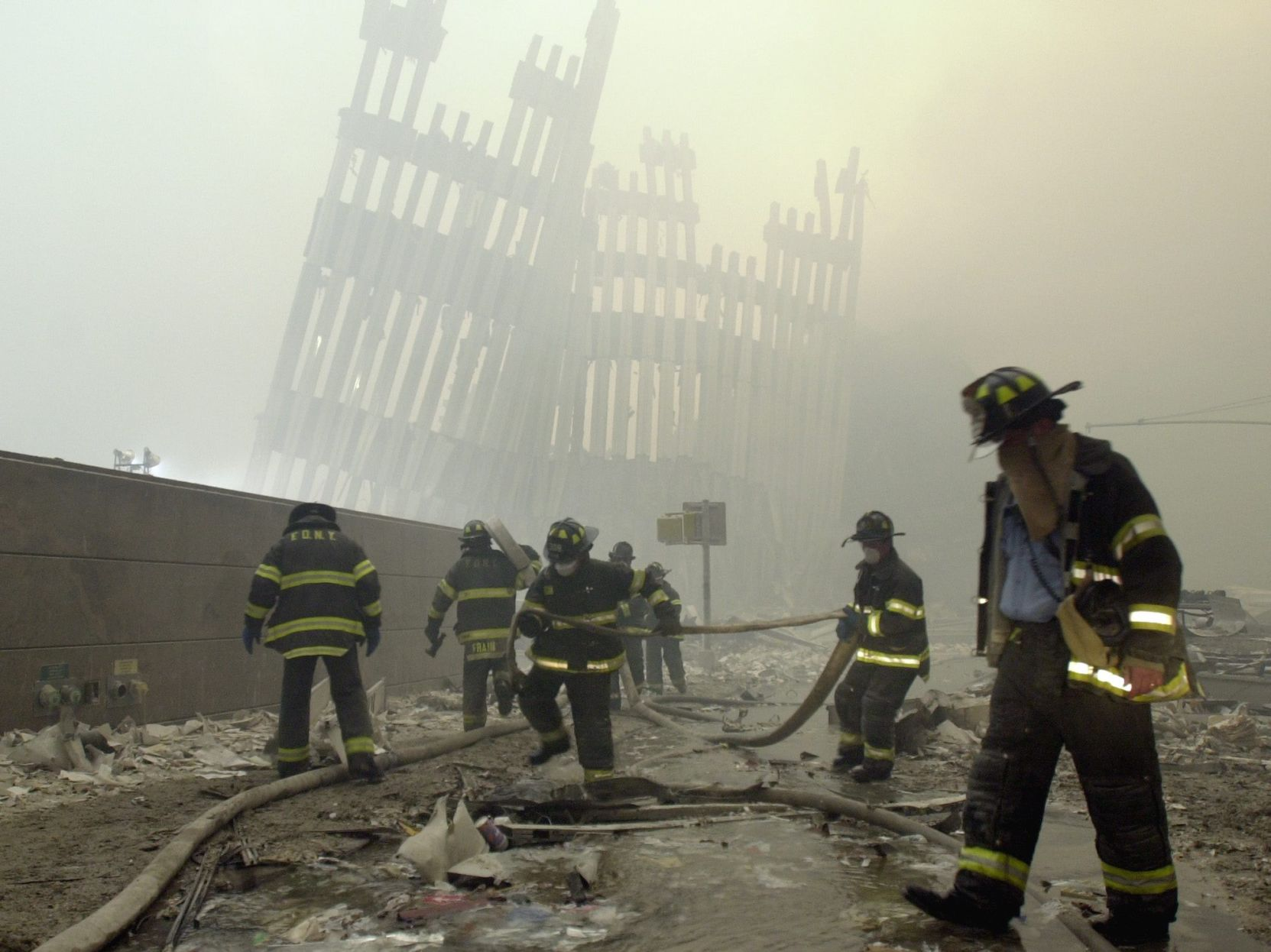 United States pauses to remember 9/11 attacks