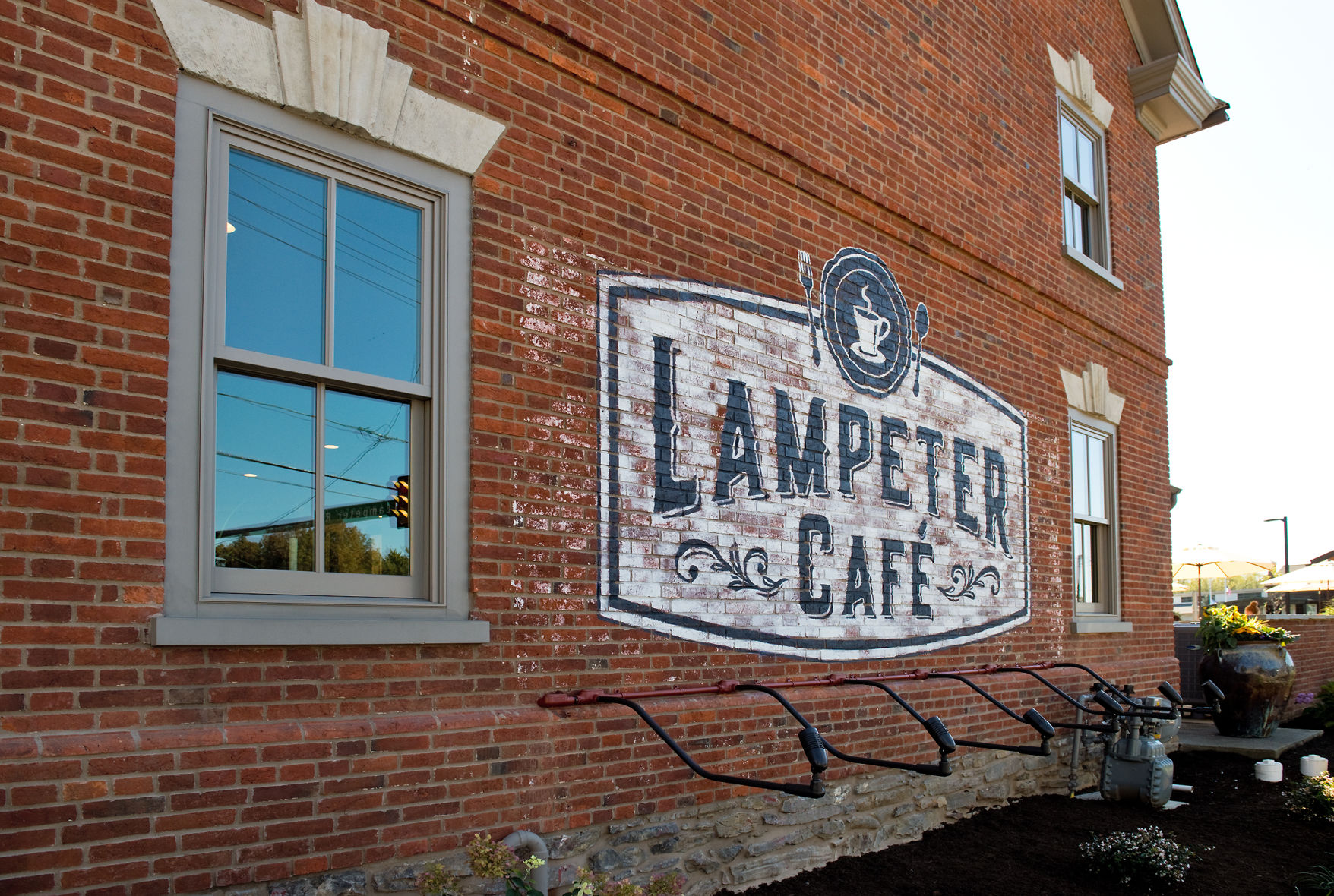 Lampeter Cafe opens in circa1765 building in the village of