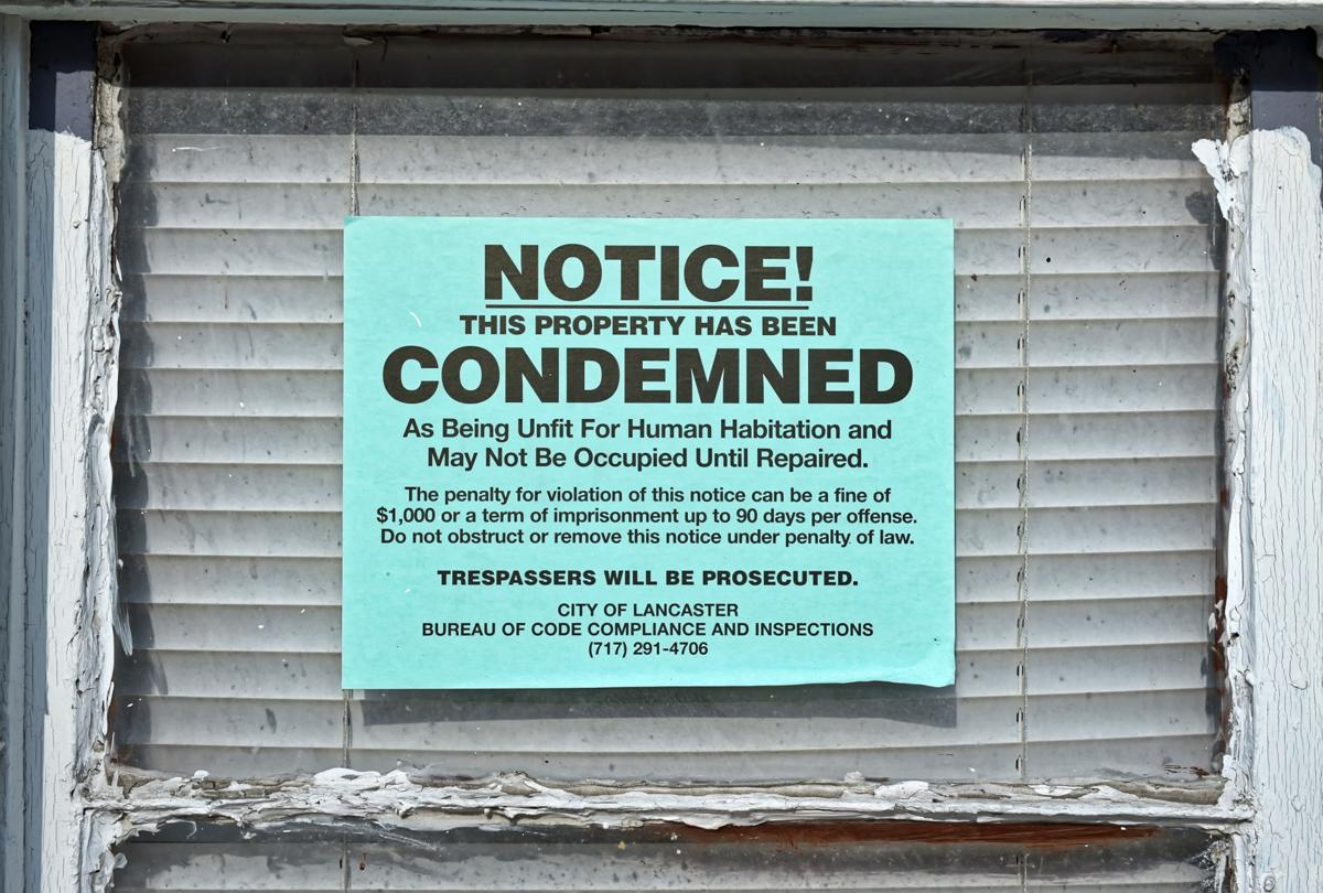 Lancaster city seeks temporary control of landlord's properties to