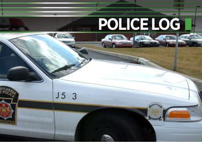 Police log logo 1
