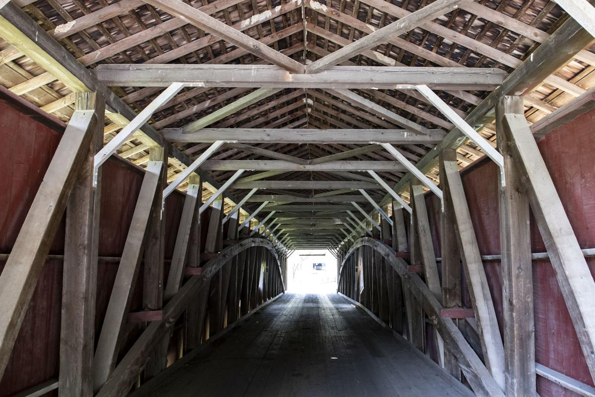 Jackson's Mill Covered Bridge, Quarryville