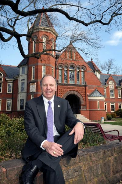 New Millersville president sees greatness, challenges