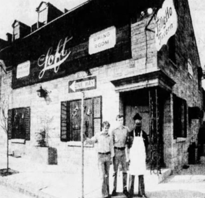 The Loft, 1977