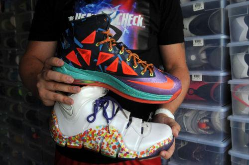 Man collects, sells rare sneakers | Lifestyle | lancasteronline com