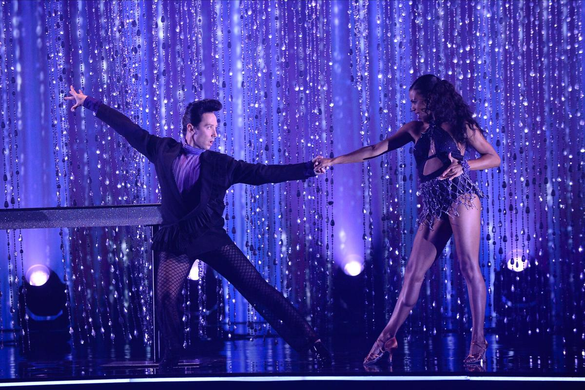 Johny Weir on Dancing With the Stars 4
