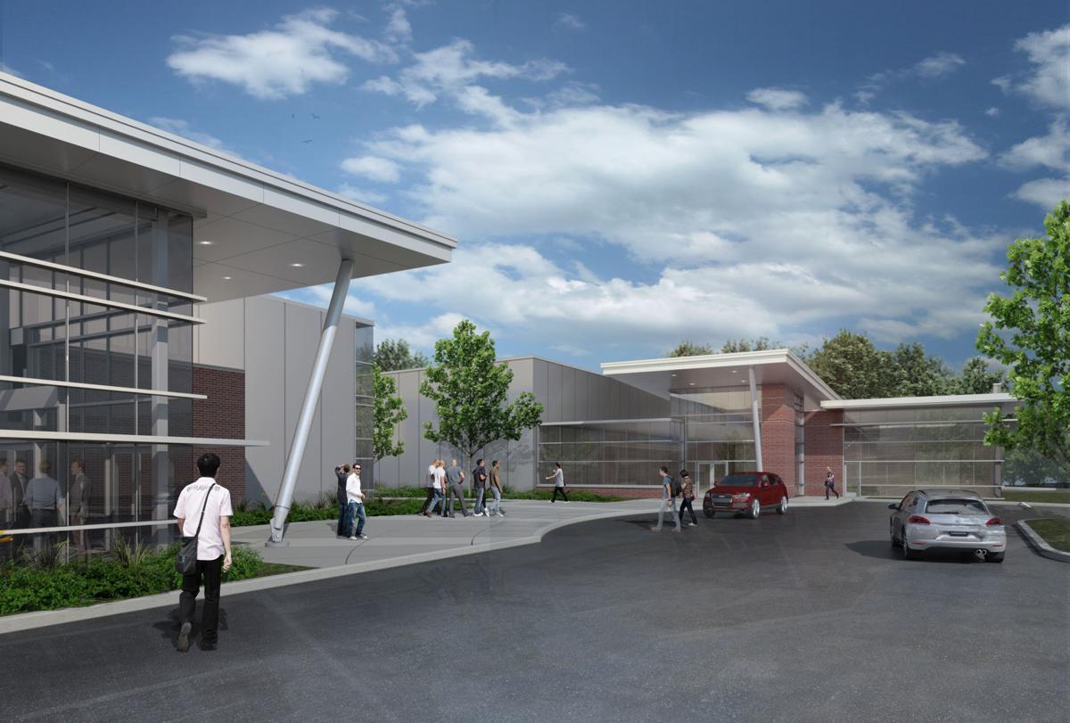 Thaddeus Stevens Greiner Center 2