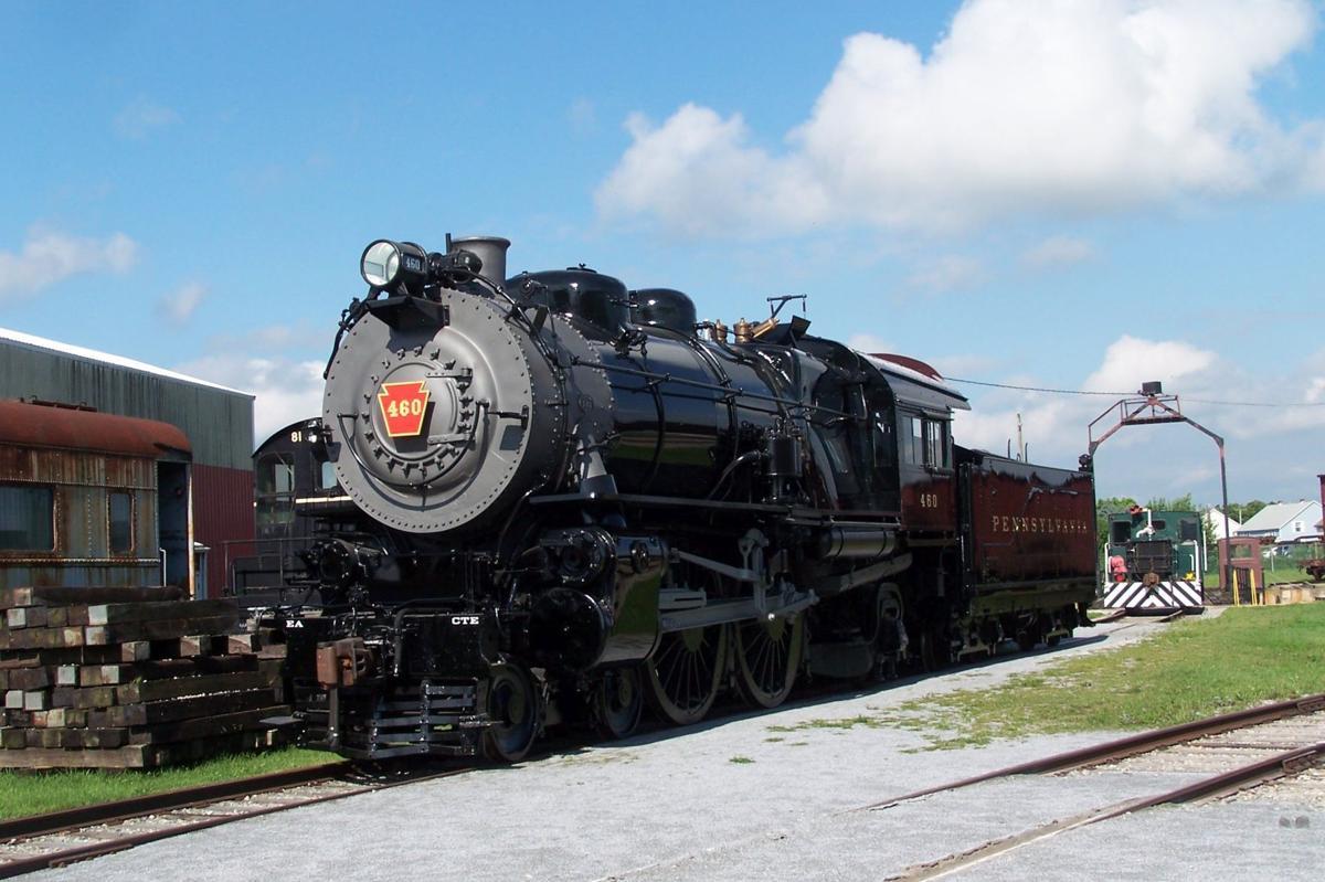 Strasburg railroad coupons