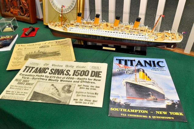 Manheim Grace Brethren Church to hold Titanic Sunday