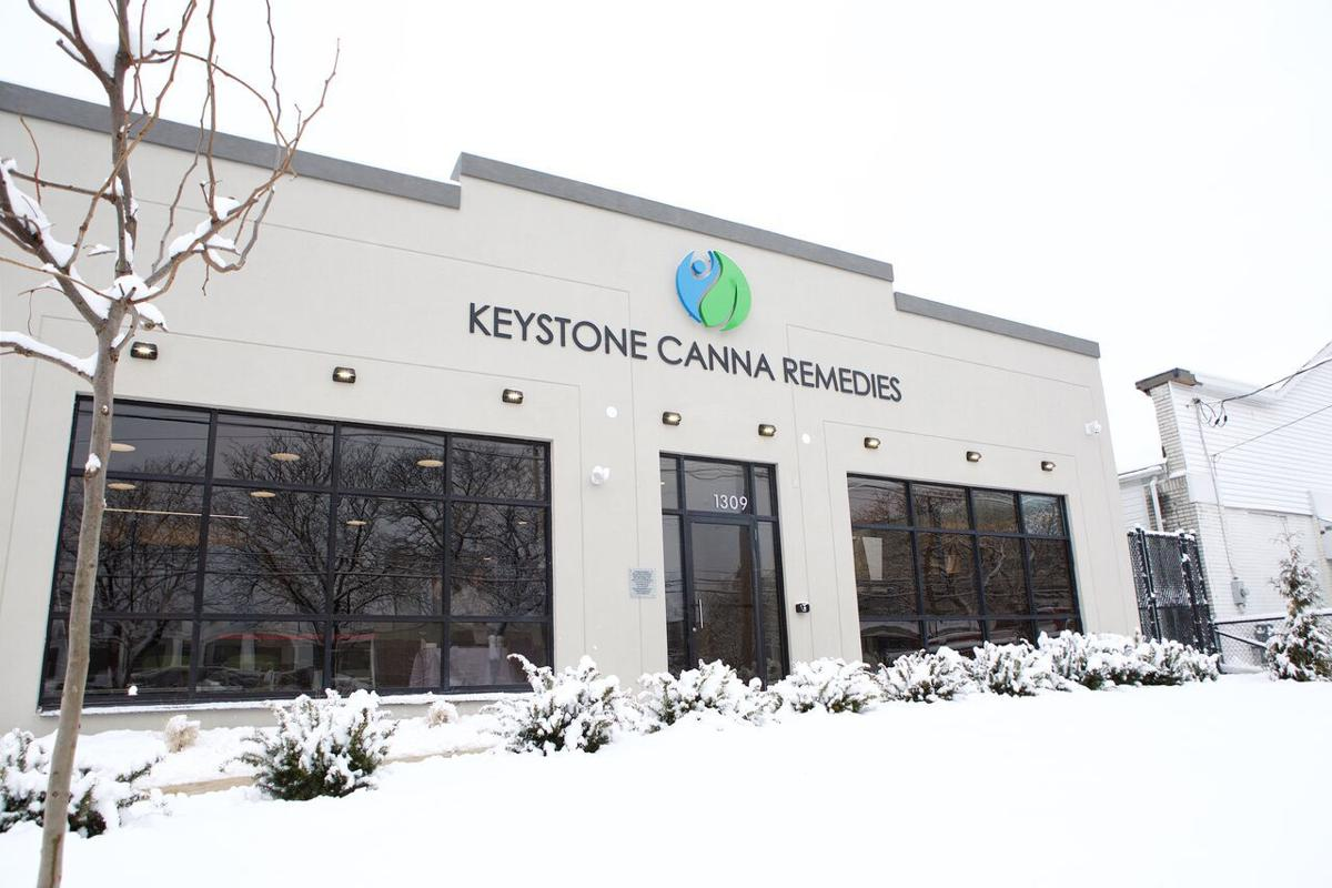 6aedc2395d4e Pennsylvania's first medical marijuana dispensary holds grand ...
