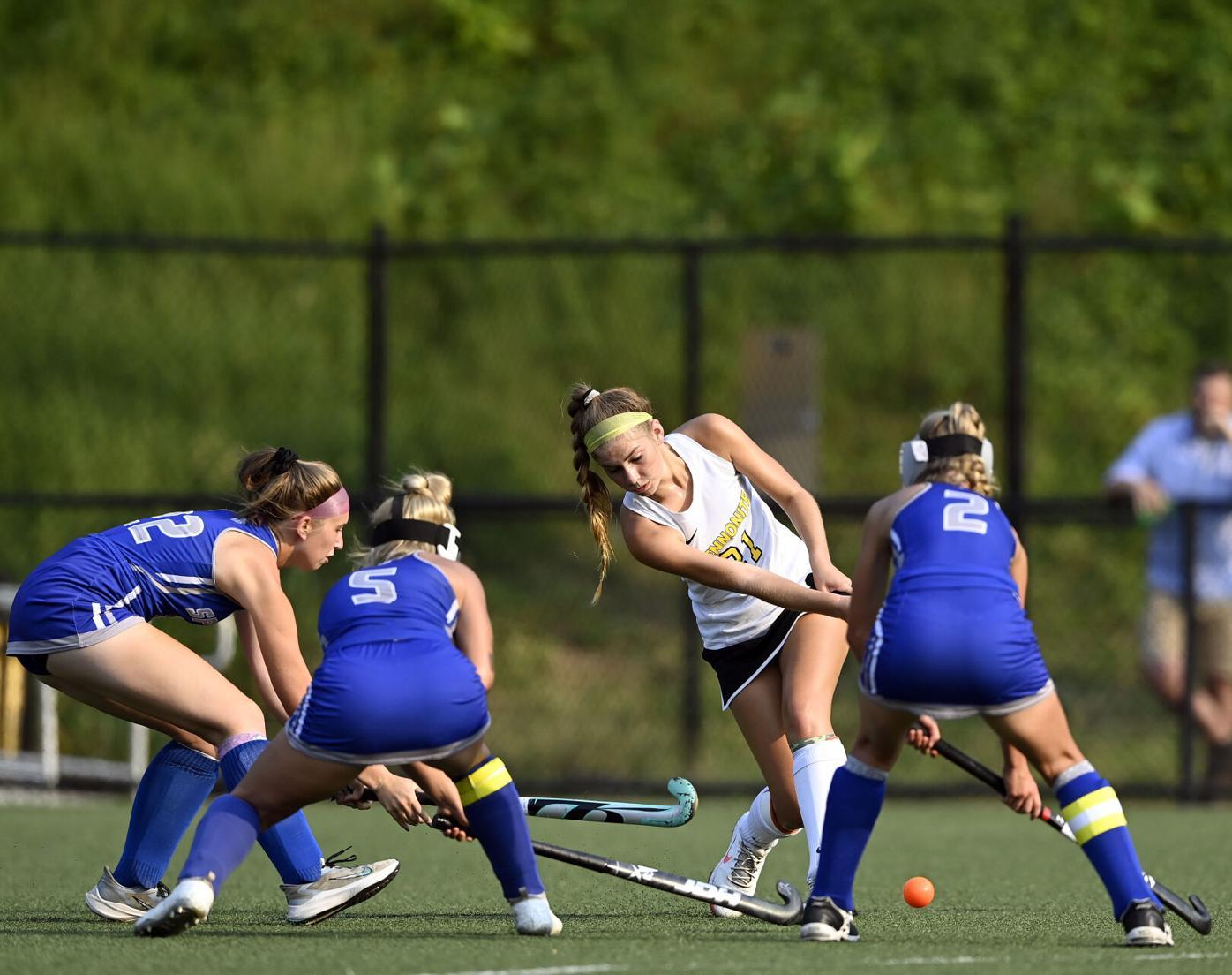 Garden Spot vs. Lancaster Mennonite- L-L Field Hockey