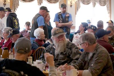 Veterans' Breakfast Club