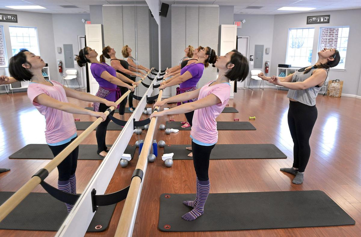 Ballet yoga pilates barre fitness comes to lancaster barre 1 1betcityfo Choice Image