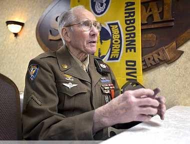 17th Airborne veterans...