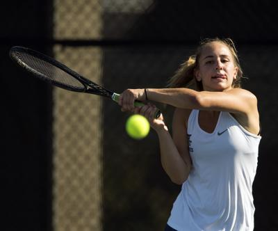 Manheim Twp. vs Lampeter-Strasburg-LL Girls Tennis