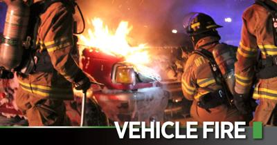 Vehicle Fire logo
