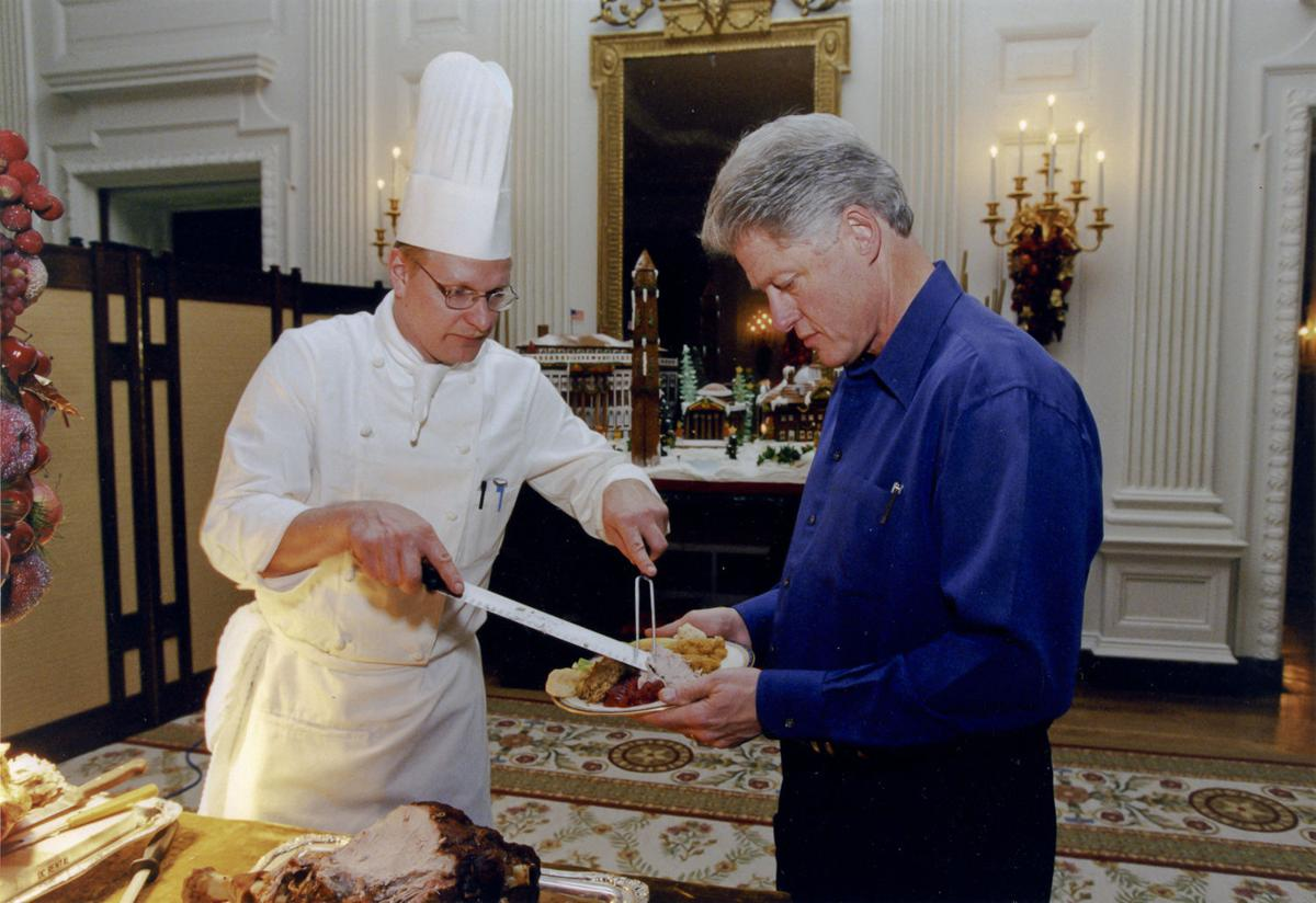 Interview Former White House Chef John Moeller Sunday Lancasteronline Com