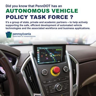 Automated Vehicles - Did You Know? Taskforce