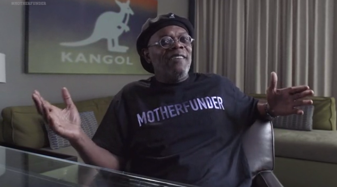 700f0c96ec5 Samuel L. Jackson stars in  Motherfunder  Bollman Hat promo to help bring  jobs to Lancaster County from China