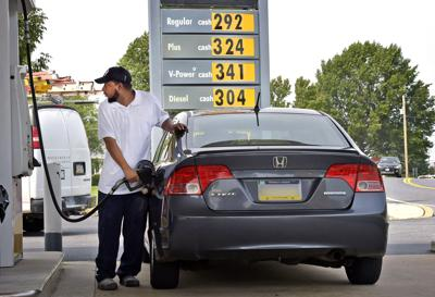 Gas prices are the highest they've been in years