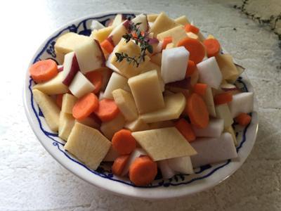 Vegetables gen z