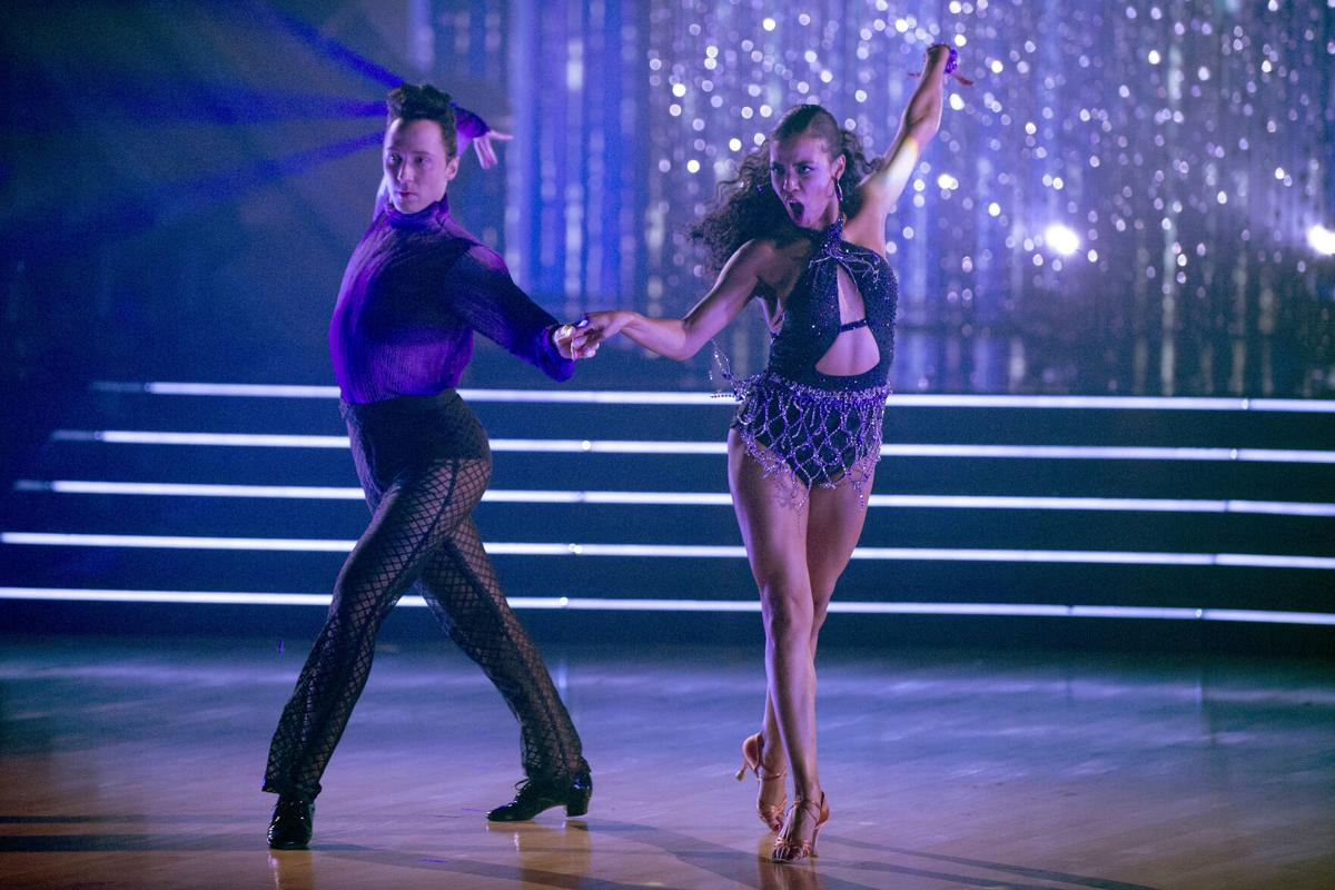 Johny Weir on Dancing With the Stars 5