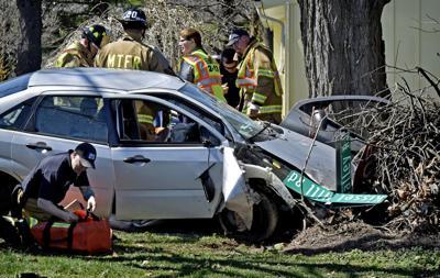 Valley Road Crash