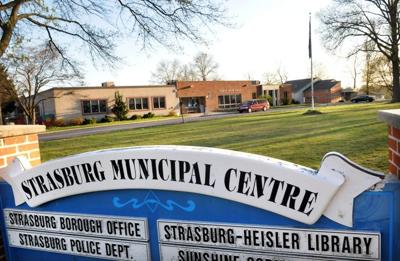 Strasburg Township tables township map building