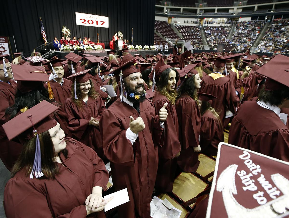 Hacc Graduation Shows Students Come From All Walks Of Life