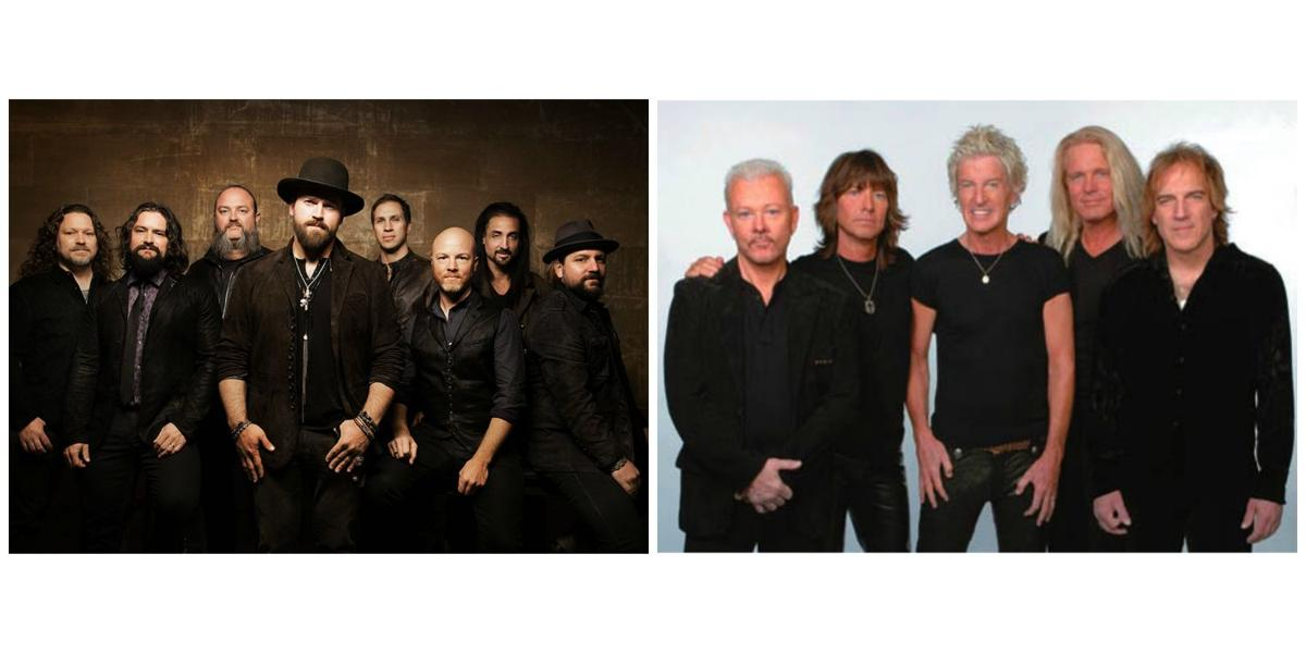 Hershey announces dates for zac brown band reo speedwagon the zac brown band left and reo speedwagon both will headline shows at hersheypark stadium this summer m4hsunfo