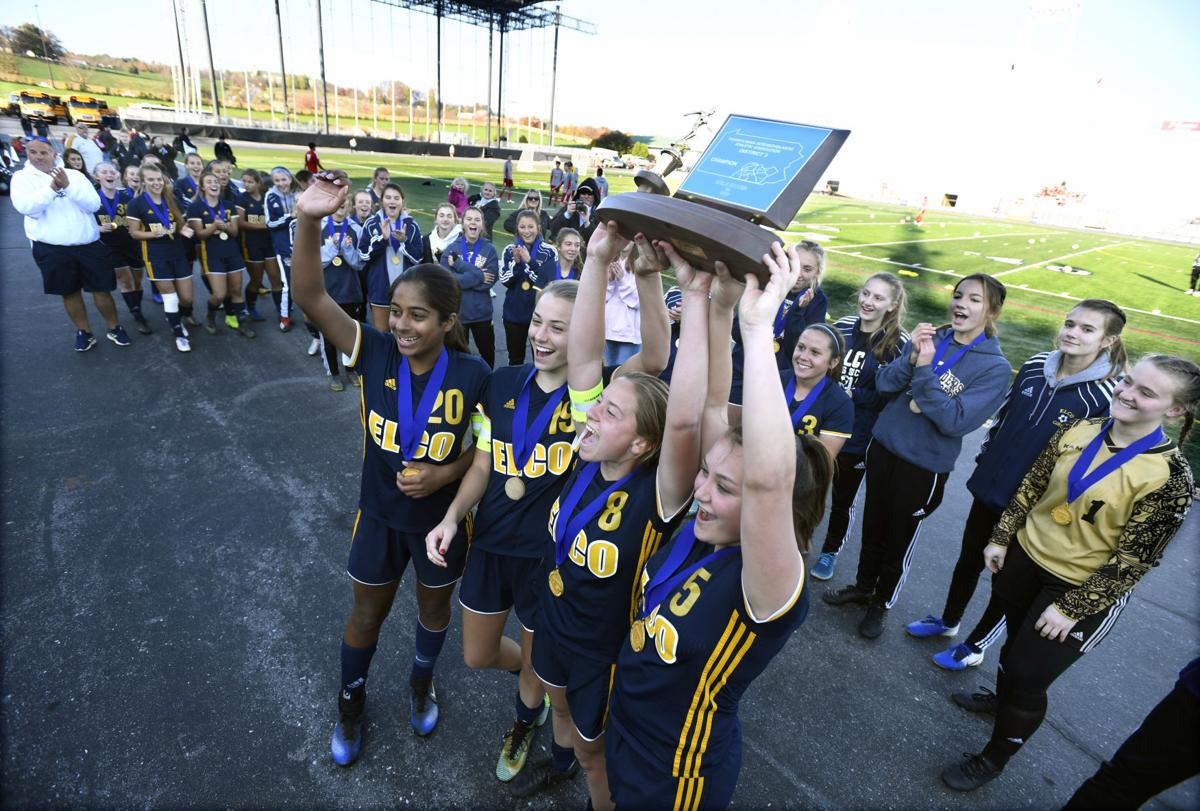 Elco vs Boiling Springs-District 3 2A Girls Soccer Championships