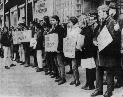 Vietnam protest 1966