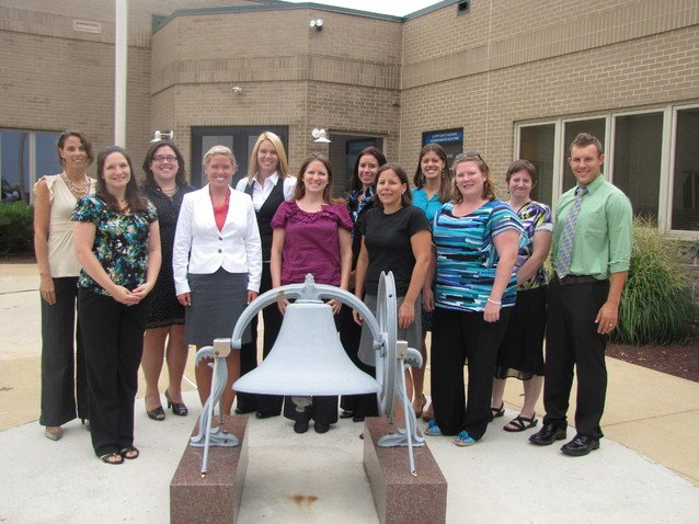 Lampeter Strasburg Welcomes New Teachers News Lancasteronline Com