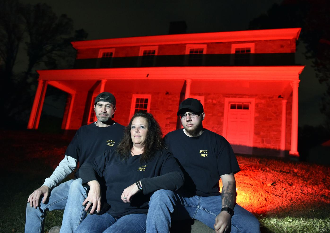 Ghost Hunters at Haldeman Mansion
