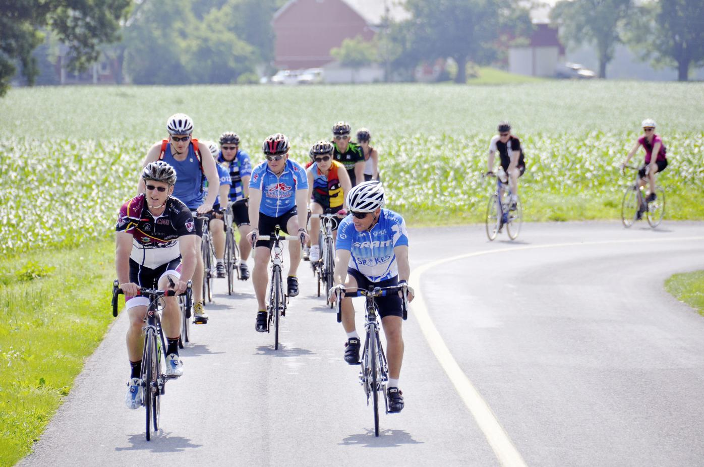 diabetes camp bike ride