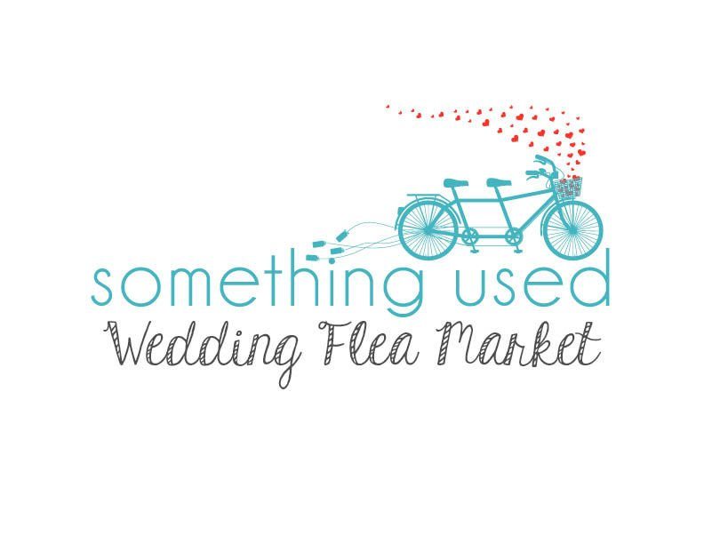 Something Used Wedding Flea Market Logo