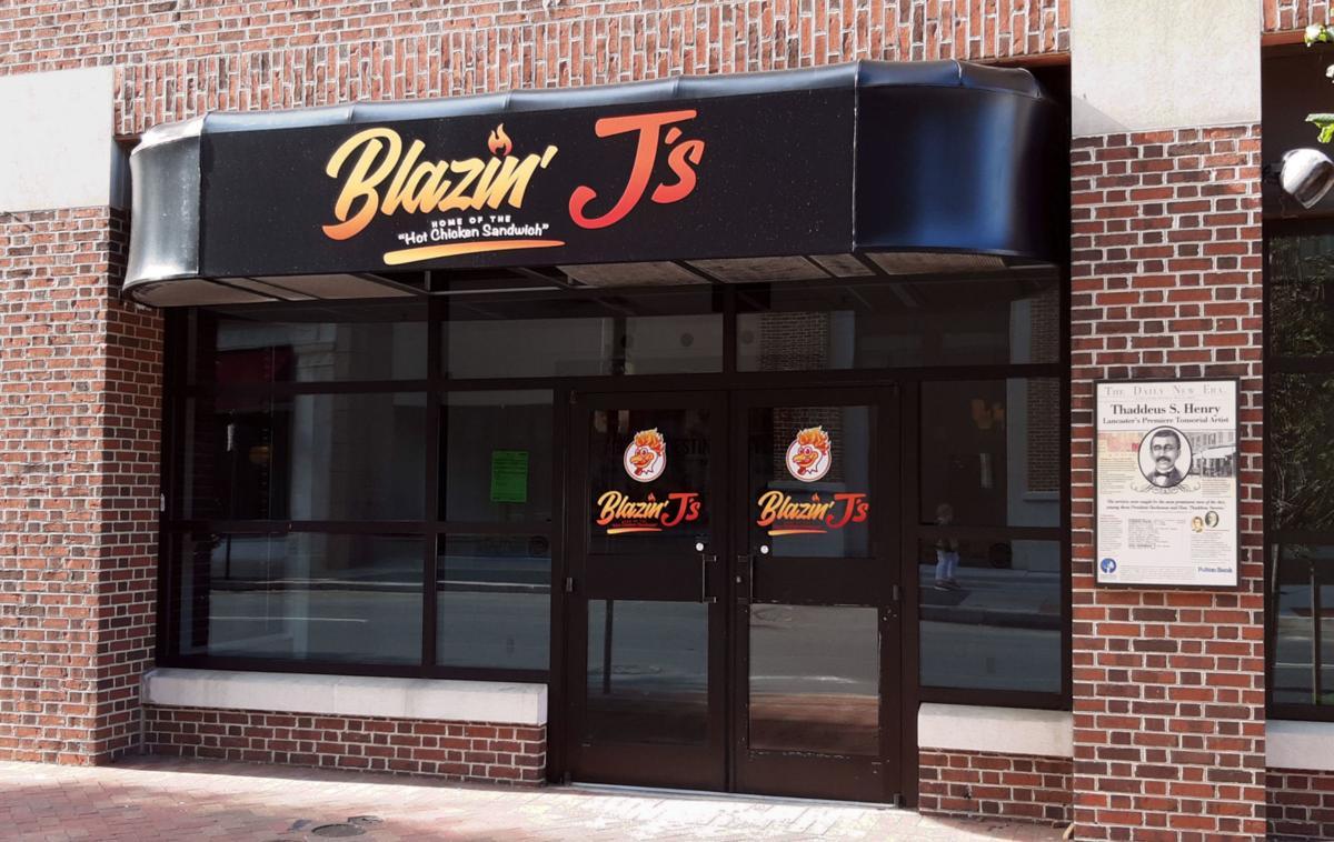 Blazin' J's
