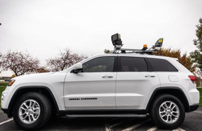 Speed-tracking camera