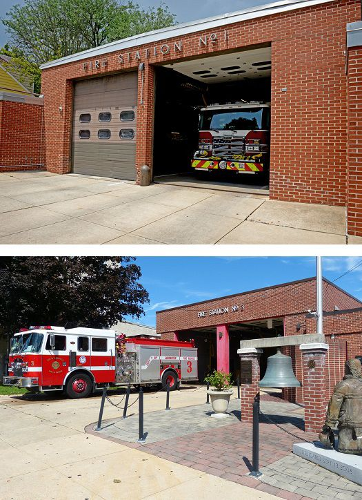 Fire Stations 1 and 3