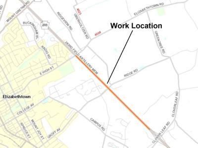 road work 08-02-2021
