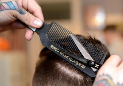 The Black Comb 3