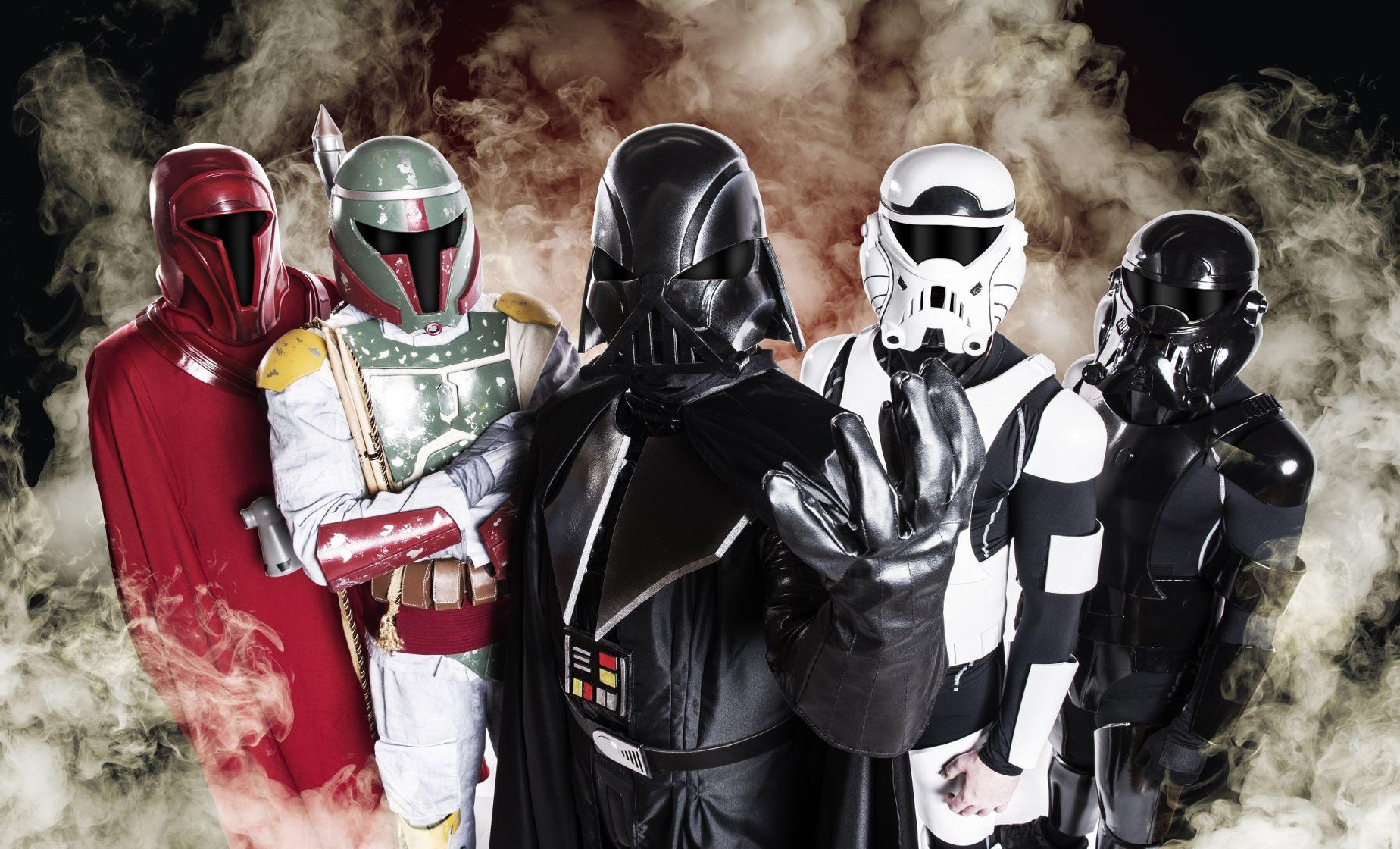 Empire Costume
