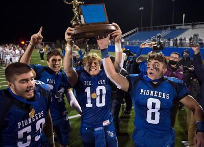 Lampeter-Strasburg vs Elco-District 3 4A Football Final