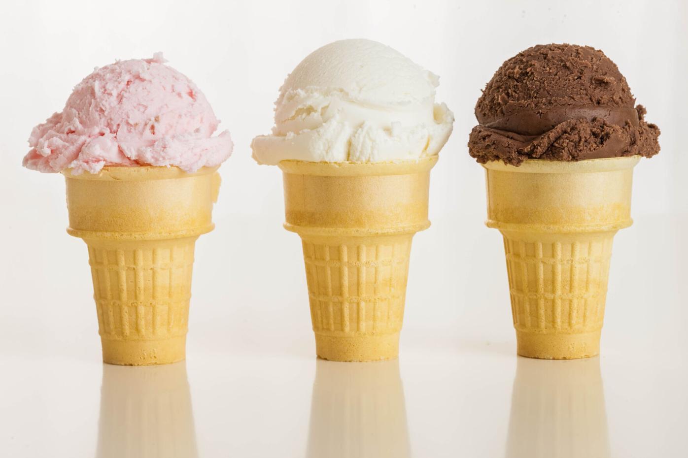 ice cream cones 2