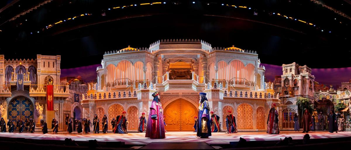 Queen Esther at Sight & Sound Theatre