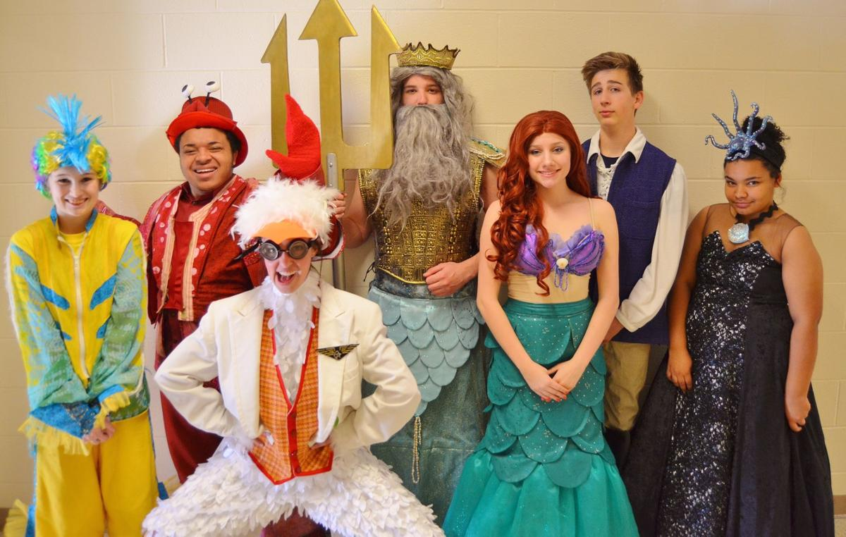 Penn Manor's The Little Mermaid
