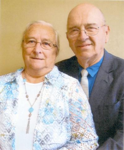 Kreider 60th Anniversary