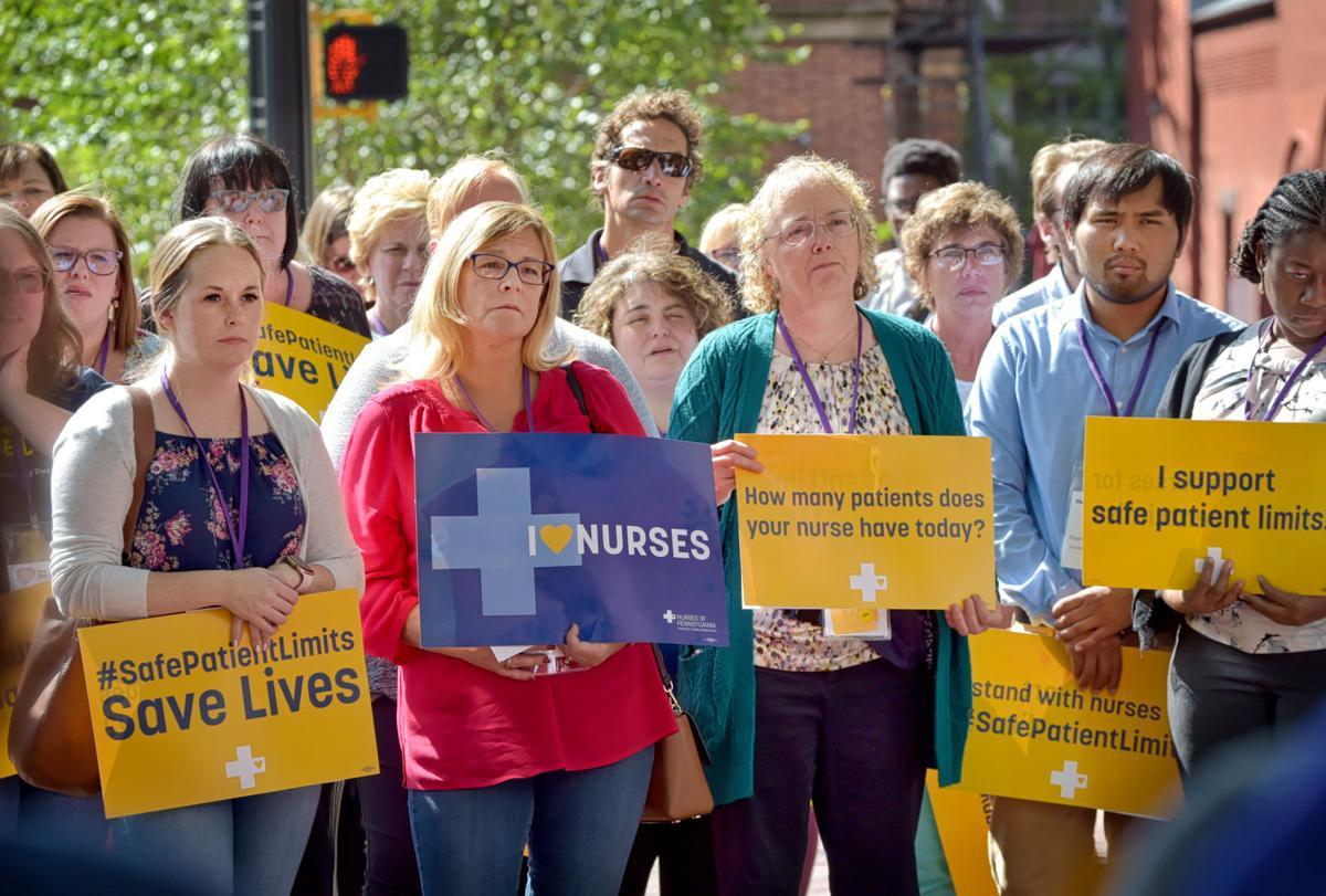 nurses safe patients 1