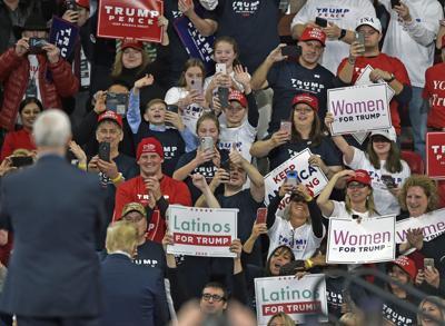 Trump/Pence Rally 2020