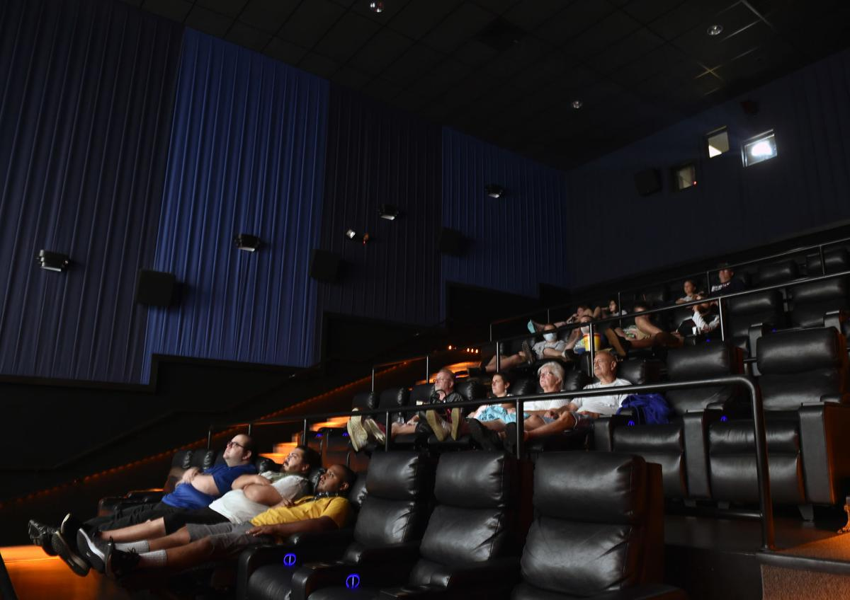 Penn Cinema Re-Opens