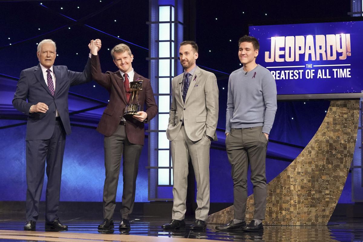 Jeopardy champs 13